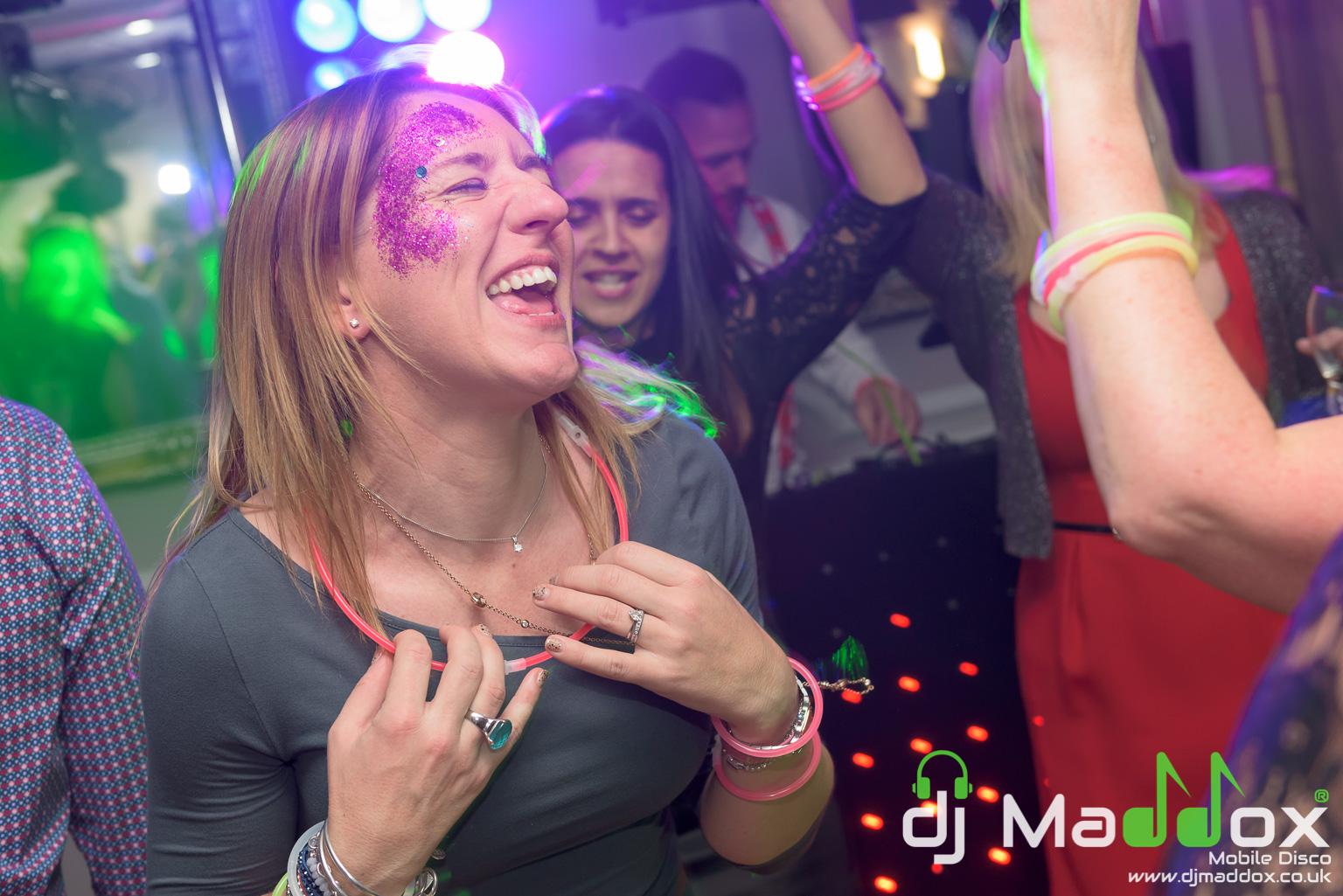 Don's 50th Birthday - DJ Maddox Mobile Disco & Wedding DJ